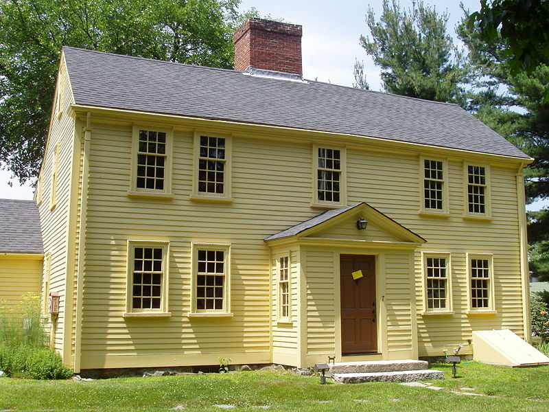 Crawford Welch Ancestors In Lexington Massachusetts